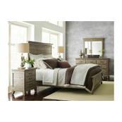 Jessup Panel Queen Bed - Complete