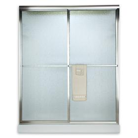 "Prestige Framed Sliding Shower Door, 71-1/2"" - Silver"