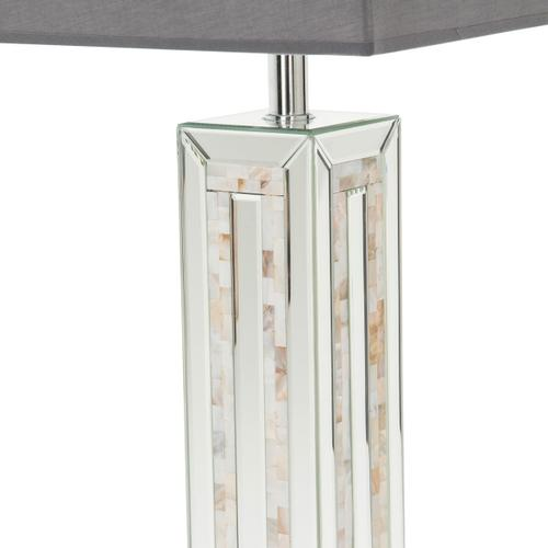 Mirrored Floor Lamp 190