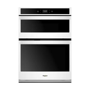 Whirlpool6.4 cu. ft. Smart Combination Wall Oven with Touchscreen White