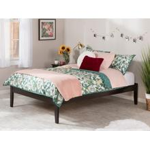 Concord Queen Platform Bed in Espresso