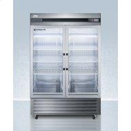 49 CU.FT. Upright Pharmacy Refrigerator