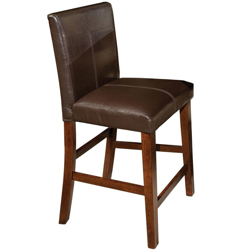 Intercon FurnitureKona Parson's Stool  Raisin