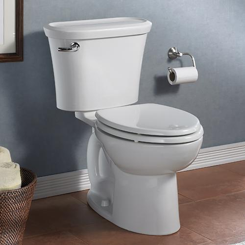American Standard - Laurel Toilet Seat - White