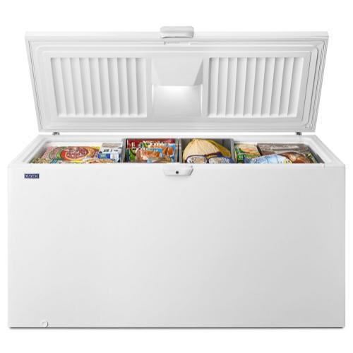 Gallery - 22 cu. ft. Chest Freezer with Door Lock
