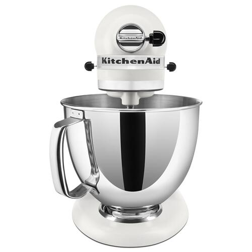 KitchenAid - Artisan® Series 5-Quart Tilt-Head Stand Mixer Meringue