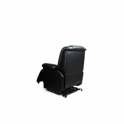 ACME Reseda Recliner w/Power Lift & Massage - 10650 - Black PU