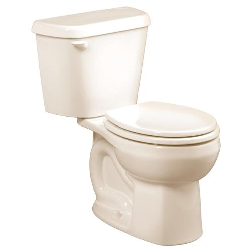 American Standard - Colony Round Front Toilet - 10 Inch Rough-in - 1.6 gpf - Linen