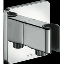 Chrome Handshower Holder with Outlet