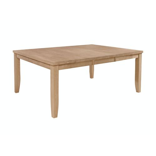 John Thomas Furniture - Butterfly Leaf Table (top only) / Thick Gathering Shaker legs for T-6060XBT table