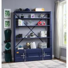 ACME Cargo Bookshelf & Ladder - 39892 - Blue