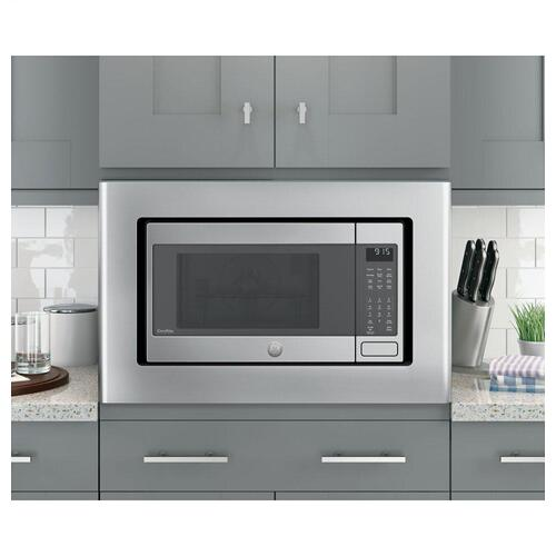 "Microwave Optional 27"" Built-In Trim Kit"