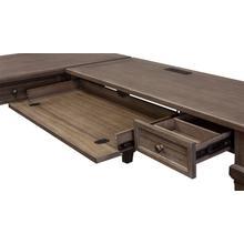 See Details - Open L-Shaped Desk
