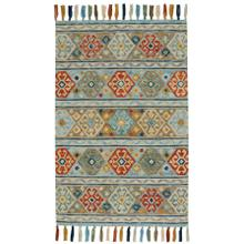 Gypsy-Santo Multi Hand Tufted Rugs