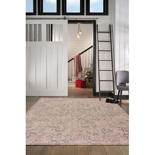 Metropolis-Terrace Mist Machine Woven Rugs