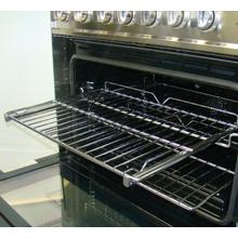 Easy Glide Rolling Rack: Single Oven Range (1 Rack per Set)