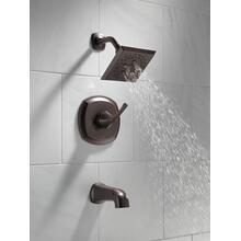 Venetian Bronze Monitor 14 Series H2Okinetic Tub & Shower Trim
