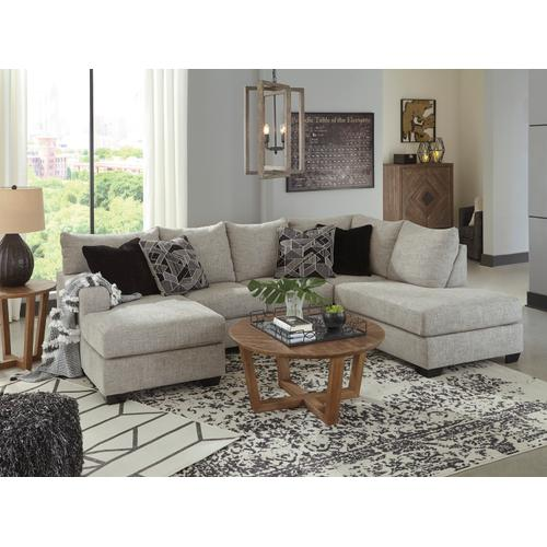 Megginson Storm 2 Piece Sectional