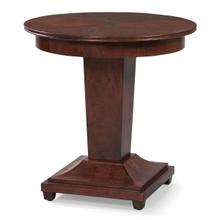 See Details - Grandview Round Lamp Table