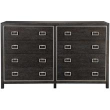 Decorage Dresser in Cerused Mink (380)