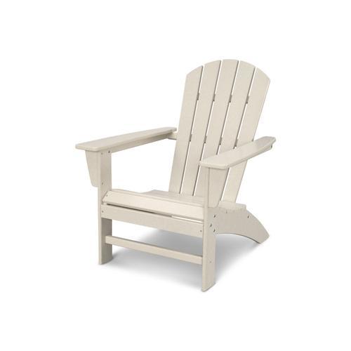 Sand Nautical Adirondack Chair
