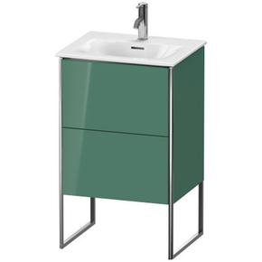 Vanity Unit Floorstanding, Jade High Gloss (lacquer)