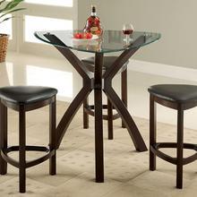 Xanti 4 Pc. Counter Ht. Table Set