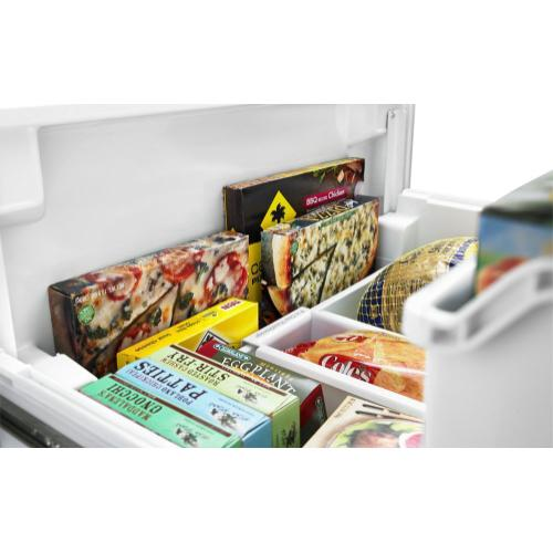 Gallery - 26 cu. ft. Double Drawer Refrigerator with Dual Icemakers