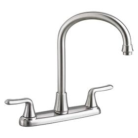 Colony Soft 2-Handle 1.5GPM High-Arc Kitchen Faucet  American Standard - Stainless Steel