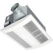 View Product - WhisperWarm Lite - Quiet, Fan/Heater/Light Solution, 110 CFM
