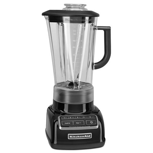 5-Speed Diamond Blender Onyx Black