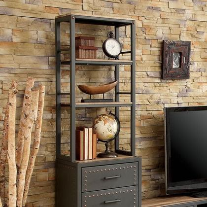 See Details - Galway Pier Cabinet W/ 3pcs