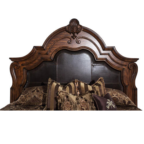 Eastern King Mansion Bed