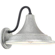 See Details - Oceanfront Outdoor Lantern in Galvanized