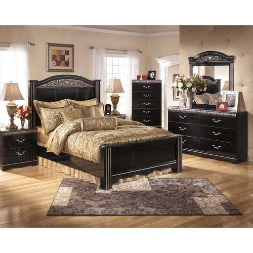 Constellations Bedroom Set (Queen)