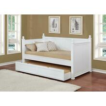 Wastal White Daybed