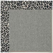 "Creative Concepts Plat Sisal Cats Meow Zinc - Rectangle - 24"" x 36"""