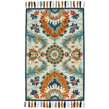 Gypsy-Manihari Sunset Multi Hand Tufted Rugs