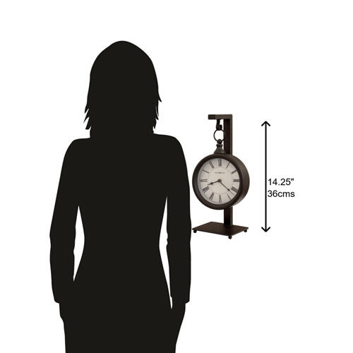 Howard Miller Loman Mantel Clock 635200