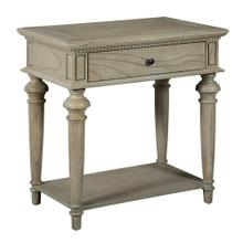 25264 Wellington Estates Single Drawer Night Stand