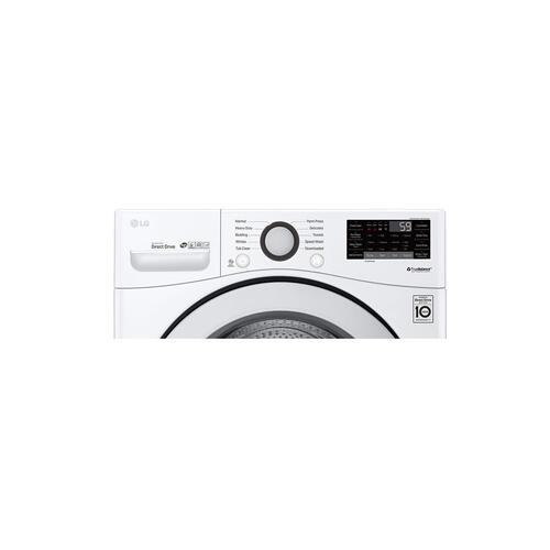 6.3 Total Capacity LG Twinwash Bundle With LG Sidekick