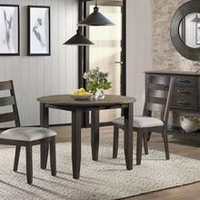 View Product - 3 Piece Set (Drop Leaf Table and 2 Side Chairs)