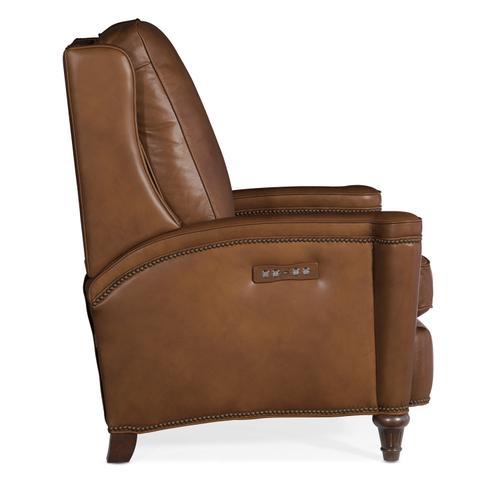 Hooker Furniture - Rylea PWR Recliner w/ PWR Headrest