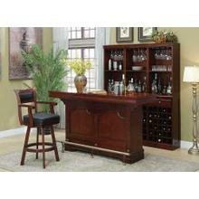 See Details - Traditional Cherry Bar Unit
