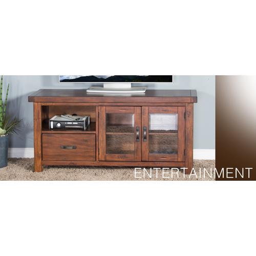 "Sunny Designs - Tuscany 54"" TV Console"