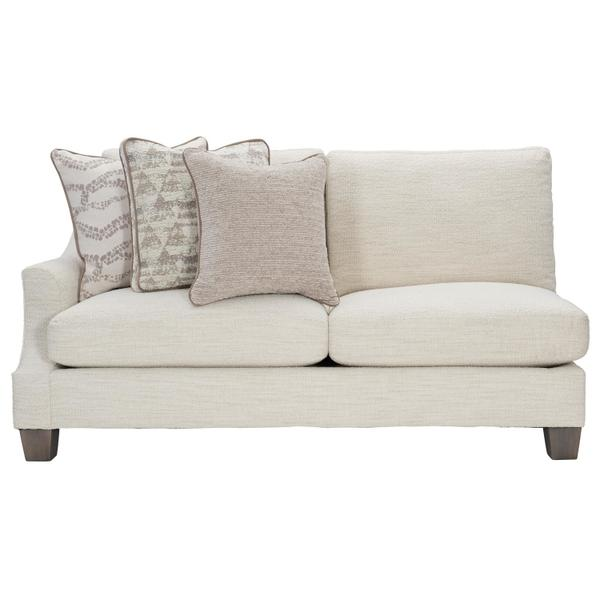Larson Left Arm Loveseat in Portobello (789)