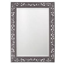 View Product - Bristol Mirror - Glossy Charcoal