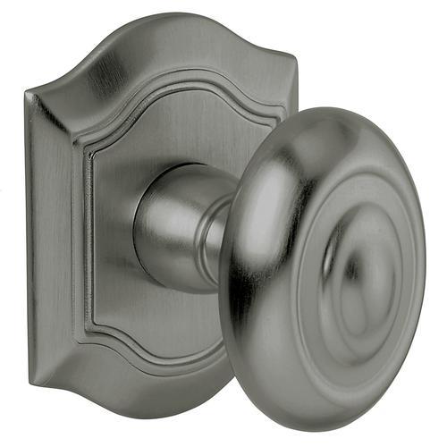 Baldwin - Antique Nickel 5077 Bethpage Knob