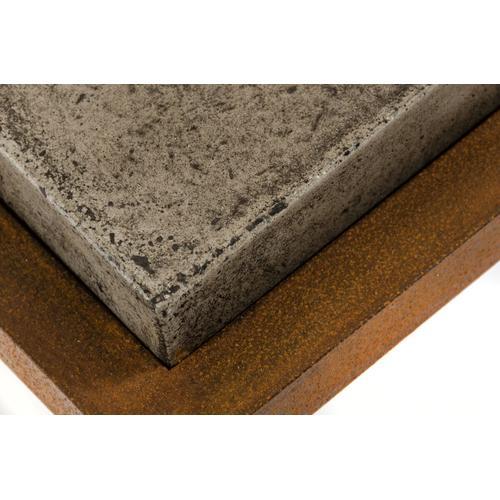VIG Furniture - Modrest Shepard Modern Concrete Coffee Table