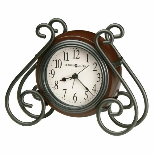 Howard Miller Diane Alarm & Table Clock 645636